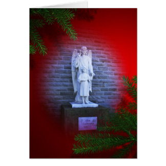 Holy Angels - Christmas Angel Card