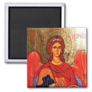 Holy Archangel Michael Magnet