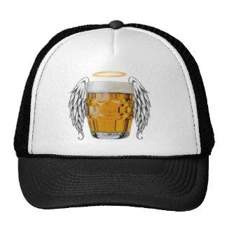 holy beer cap mesh hats