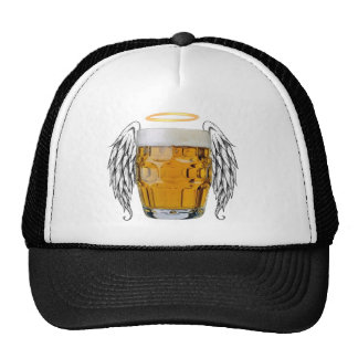 holy beer cap mesh hats