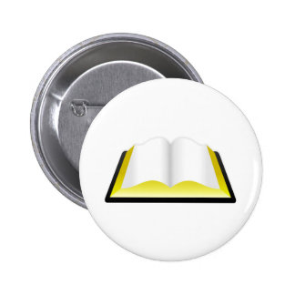 Holy Bible 6 Cm Round Badge