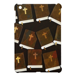 Holy Bible abstract ministry iPad Mini Cases