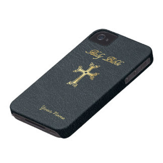 Holy Bible Christian Themed Case-Mate iPhone 4 Case