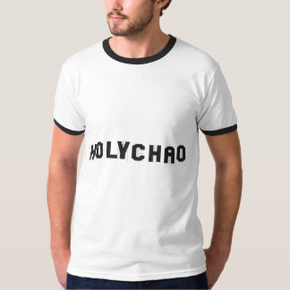 Holy Chao ringer shirt