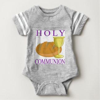 Holy Communication Baby Bodysuit