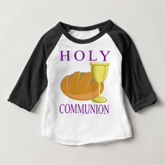 Holy Communication Baby T-Shirt