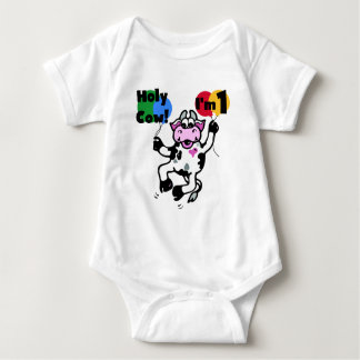 Holy Cow 1st Birthday Tshirts and Gifts