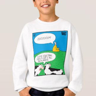 Holy Cow 2017 Zazzle Sweatshirt