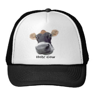 Holy Cow Mesh Hats