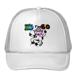 Holy Cow I'm 60 Tshirts and Gifts Trucker Hat