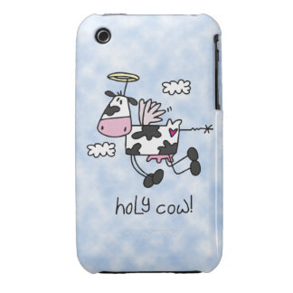 Holy Cow! iPhone 3 Case