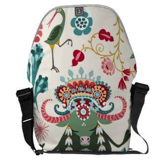 Holy Cow Messenger bag