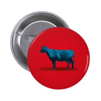 Holy Cow... No.1 Farm Series 6 Cm Round Badge
