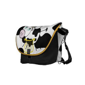 Holy Cow Rickshaw Messenger Bag