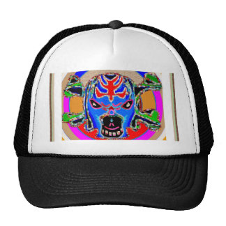 HOLY COW : What Zombie Animal Ghost is this ? Trucker Hat