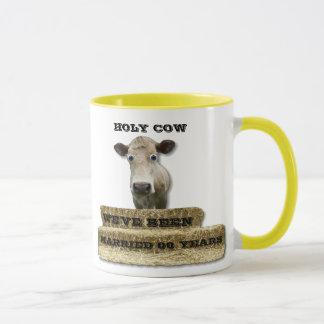 HOLY COW-You add YEARS-mug Mug