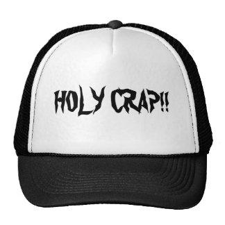HOLY CRAP!! HAT