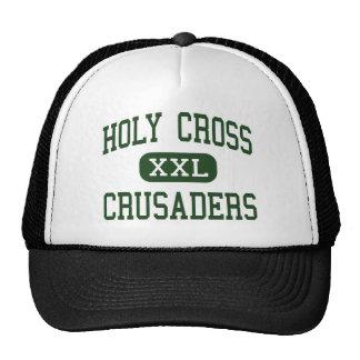 Holy Cross - Crusaders - High - Waterbury Mesh Hats