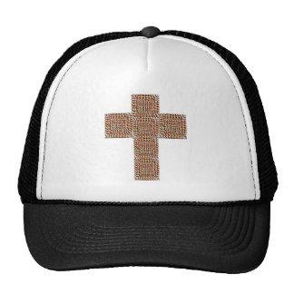 Holy Cross :  Jesus my Champion Trucker Hat