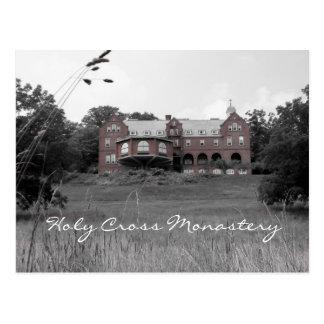 Holy Cross Monastery Postcard