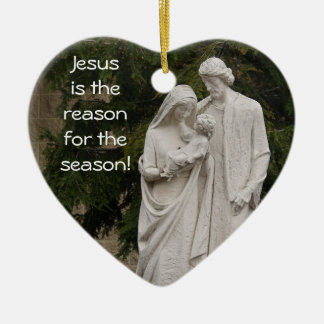 Holy Family 2014 Christmas Ornament