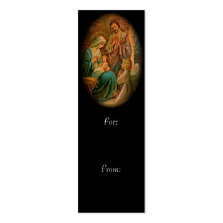 Holy Family Pack Of Skinny Business Cards