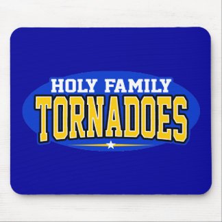 Holy Family Catholic High School; Tornadoes Mouse Pad