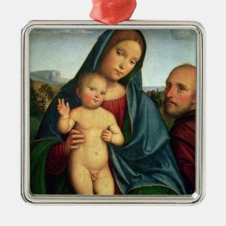 Holy Family Christmas Ornaments