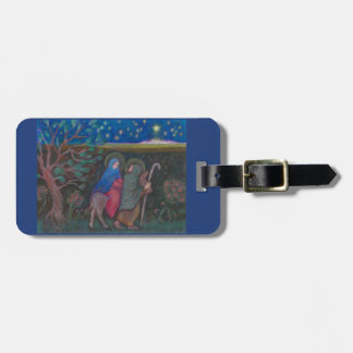 Holy Family Luggage Tag