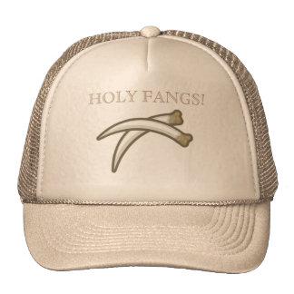 Holy Fangs baseball cap