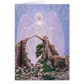 Holy Ground, by Darlene P. Coltrain Card