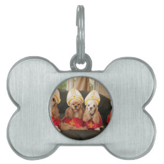 Holy Hound Conclave Pet ID Tag