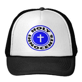 Holy Innocents Mesh Hat