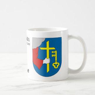 Holy Keys of Heaven from Parnu Estonia Coffee Mug