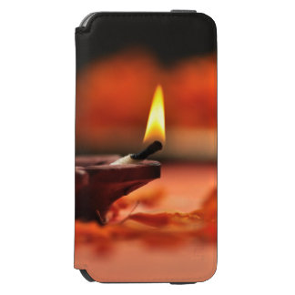 Holy lamp for Diwali festival Incipio Watson™ iPhone 6 Wallet Case