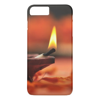 Holy lamp for Diwali festival iPhone 7 Plus Case