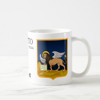 Holy Lion with Wings from Veneto, Italy | Mug