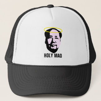 Holy Mao Trucker Hat