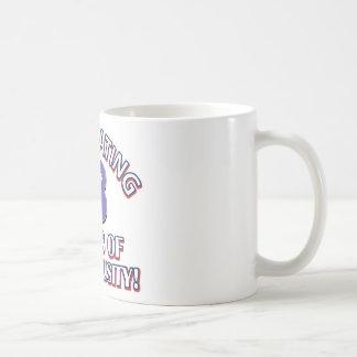 Holy Moly 18 already? Basic White Mug
