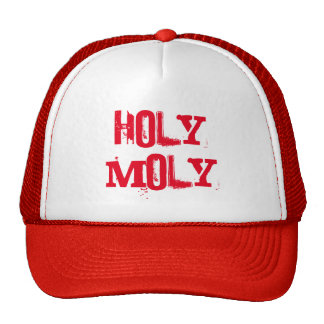 Holy Moly Trucker Hat