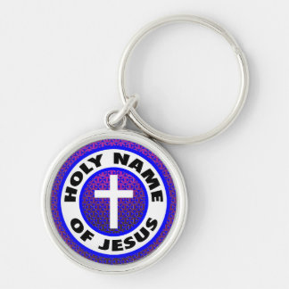 Holy Name of Jesus Key Ring