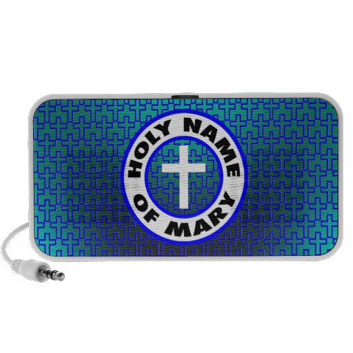 Holy Name of Mary Notebook Speakers