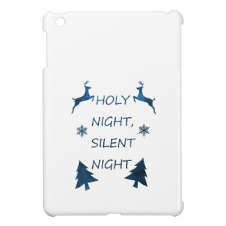 Holy Night, Silent Night Case For The iPad Mini