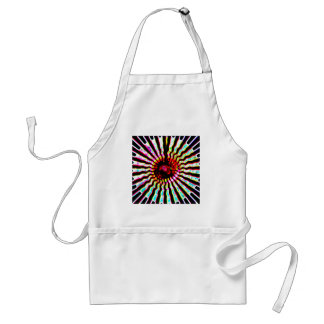 HOLY Purple Cosmic Force - Tune to your innerself Standard Apron