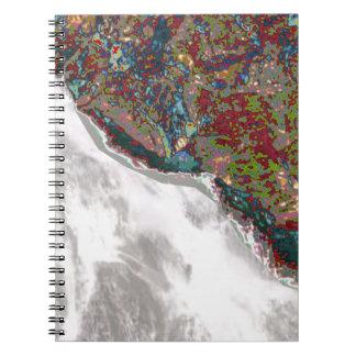 Holy River Ganga in India Source Gangotri Himalaya Notebooks