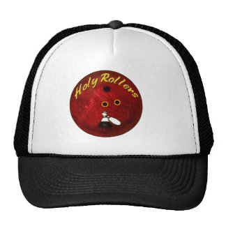 Holy Roller Bowling Hat