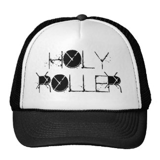 HOLY ROLLER MESH HATS