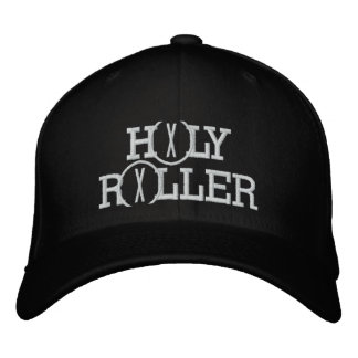 Holy Roller Embroidered Hat