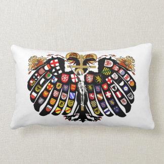 Holy Roman Empire Coat of Arms Lumbar Cushion