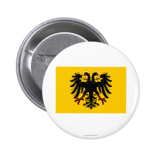 Holy Roman Empire Flag Pinback Button